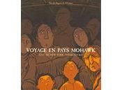 Voyage pays Mohawk: état York, Hiver 1634-1635