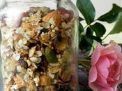 Muesli/granola maison (version sans gluten)