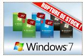 Microsoft solde Windows