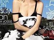 [couv] Lindsay Lohan pour Vogue Espagne