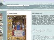 Belgica, portail numérique Bibliothèque royale Belgique