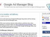 Nouveau blog Google Manager Twitter