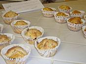 Muffins mangue parfumés noix coco