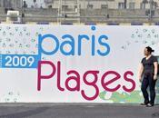 Paris-Plages 2009.