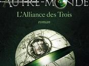 L'alliance Trois Maxime Chattam
