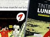 Lune Tintin Neil Amstrong