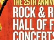 Rock Roll Hall Fame New-York Bruce Springsteen, Aretha Franklin Simon&Garfunkel; concert