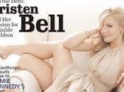 [couv] Kristen Bell pour Celeb Life