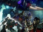 Création Nicolas Optimus Prime