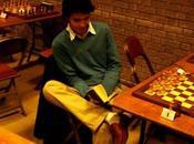 Championnat d'échecs britannique David Howell détache