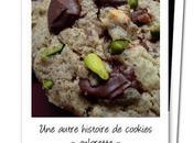 cookies, cookies encore version pistache