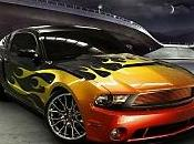 Ford Mustang 2010 configurator