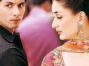 """Shahid Kapoor """"Kareena manque pas"""""""