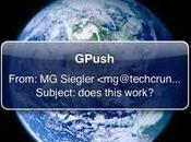 push Gmail bientôt chez nous avec GPush