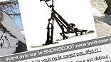 snowscoot gagner