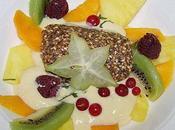 Sabayon fruits frais muscat.