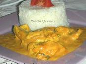Curry dinde malaisienne
