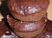 Mini moelleux-fondant chocolat noir