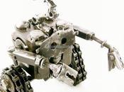 Magnifique sculpture WALL-E