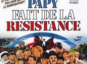"""""""Papy fait résistance"""" """"Les dossiers l'écran""""."""