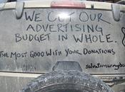 Guerilla marketing (Armée Salut Portland)