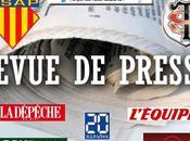 USAP Stade Toulousain: revue presse
