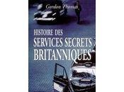 Histore services secrets britanniques
