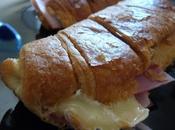 """Croissants jambon """"Vieux Pané"""""""