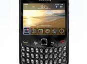 Smartphone BlackBerry Curve 8520 disponible chez Bouygues Telecom Entreprises