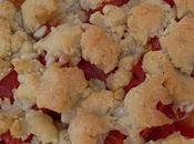 Crumble tomates/parmesan