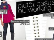 Rentrée Casual Working girl