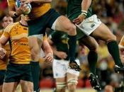 Tri-Nations l'Australie l'Afrique 21-6