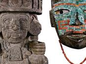 Exposition Teotihuacan: dieux penchent Quai Branly
