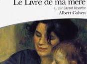livre mère d'Albert Cohen