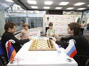 Master d'échecs Bilbao Aronian l'emporte Grischuk