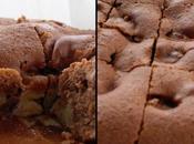 Brownies chocola/banane/noix