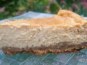 Cheesecake confiture lait