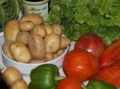 septembre, profite légumes plein