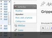Optimiser articles avec l'extension Blogger