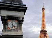 Habiter Horloge avec Tour Eiffel