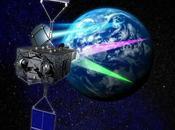 station solaire dans l'espace
