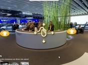 Visite virtuelle Salon Francfort avec Renault
