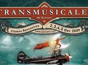Programmation TransMusicales 2009