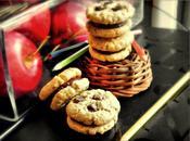 Cookie-Burgers, sésame, beurre cacahuète (vegan)