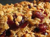 Flapjacks bananes Cranberries, pour goûters vitaminés...