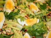 Oeufs Salade