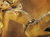 Shakira présente nouveau titre, Again