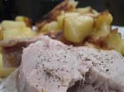 Rôti porc fondant...
