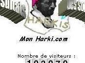 Harkis, résultat sondages...