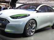 Renault Fluence (les concept-cars électriques l'IAA 2009 billet n°4)